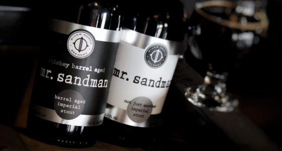 River North Barrel Aged Mr Sandman 2018