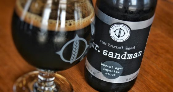 River North Rum Barrel Sandman