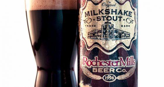 Rochester Mills - Milkshake Stout