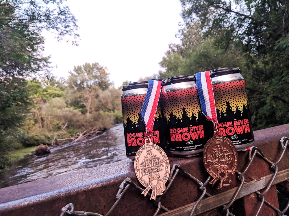 Rockford Rogue River Brown