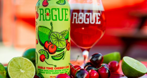 Rogue Double Time Cherry Lime