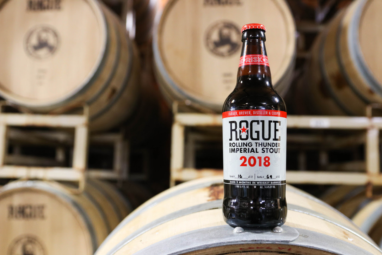 Rogue Rolling Thunder 2018