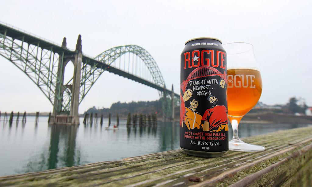 Rogue Straight Outta Newport