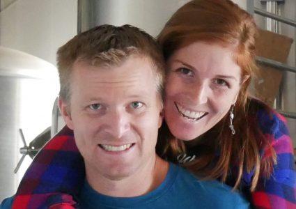 Ryan and Jackie Fields