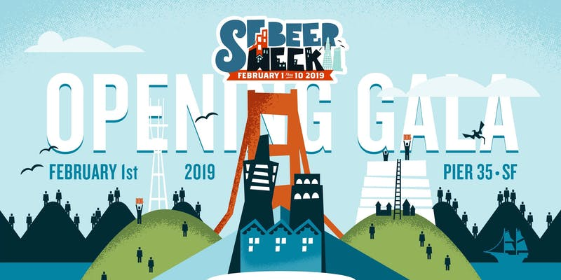 SF Beer Week 2019 Opening Gala