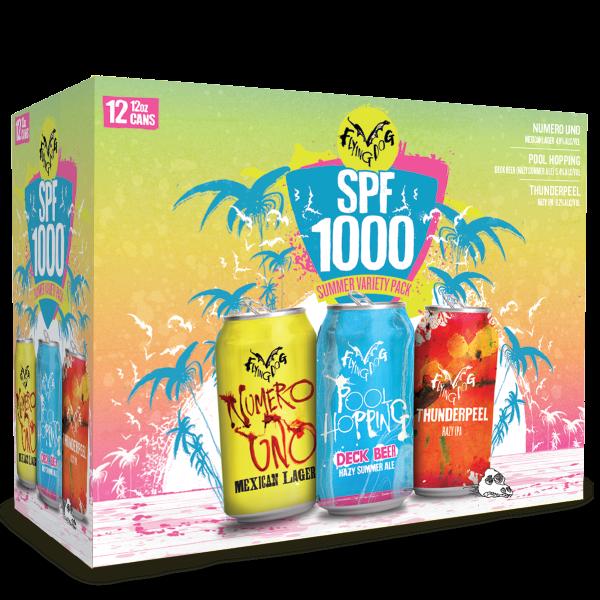 SPF1000 Variety Pack