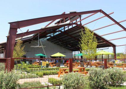 Saint Arnold Beer Garden