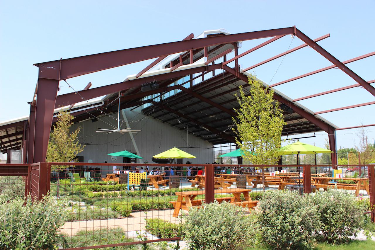 Garden Restaurant Houston