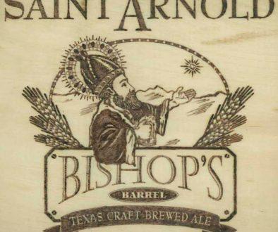 Saint Arnold Bishop's Barrel Cropped