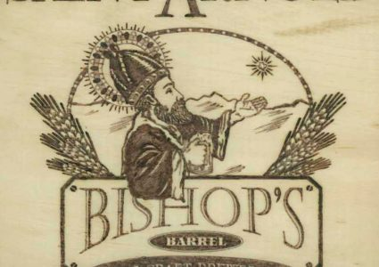 Saint Arnold Bishop's Barrel Cropped