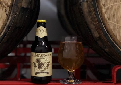 Saint Arnold Bishops Barrel No. 22