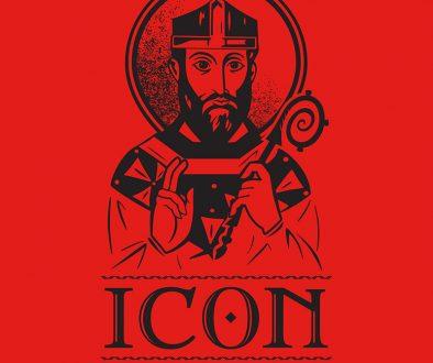 Saint Arnold - Icon Red