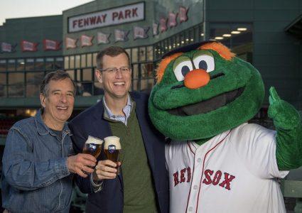 Sam Adams Boston Red Sox