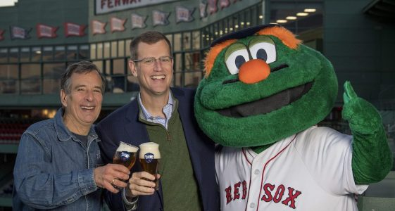 Sam Adams Boston Red Sox