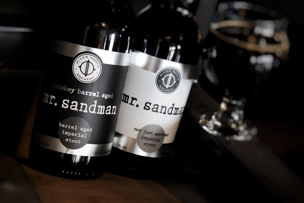 River North Brewery - Mr. Sandman & Whiskey Barrel Aged Mr. Sandman
