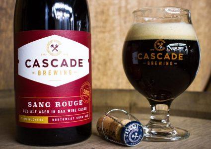 Cascade Brewing - Sang Rouge 2015