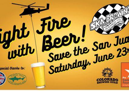 Ska Brewing - Save The San Juans