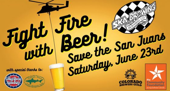 Ska Brewing - Save The San Juans