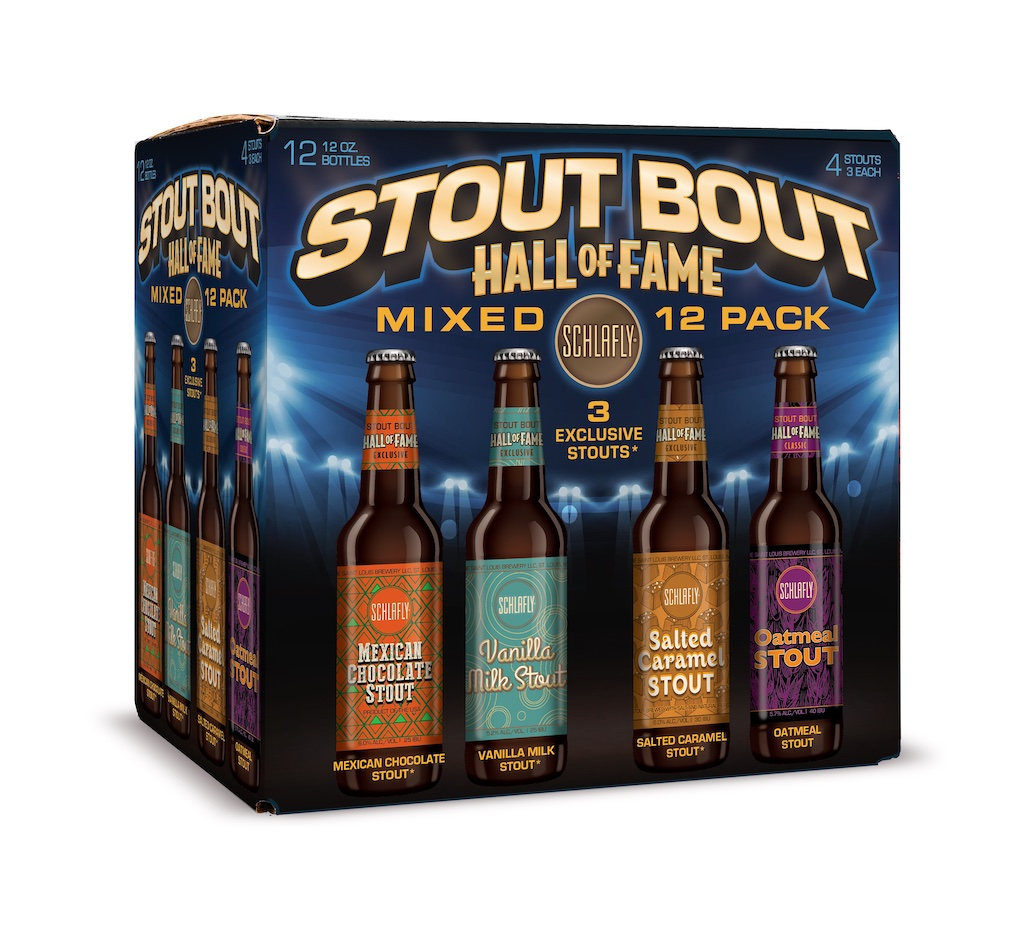Schlafly Beer Announces The Stout Bout Winter Sampler Pack thumbnail