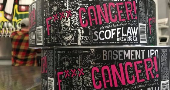 Scofflaw F Cancer Labels