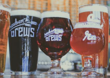Reuben's brews draft lineup