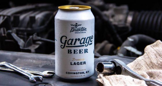 Braxton Garage Beer