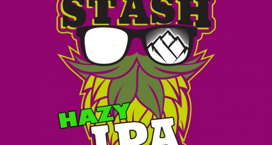 Secret Stash Hazy IPA