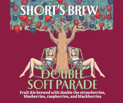 Shorts Double Soft Parade