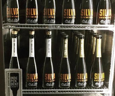 Silva Brewing Bottles in Case