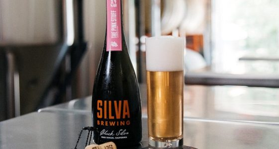 Silva Brewing The Pink Stuff