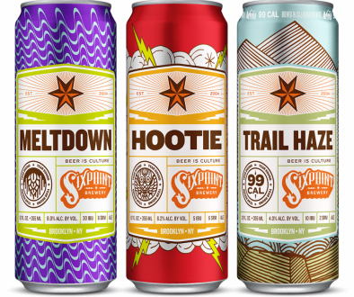 Sixpoint Brewery Hazy IPA