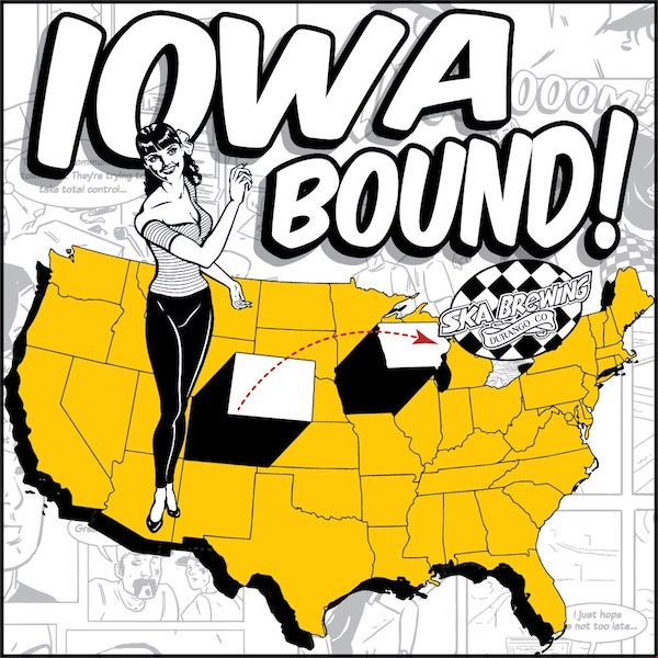 Ska Brewing Iowa