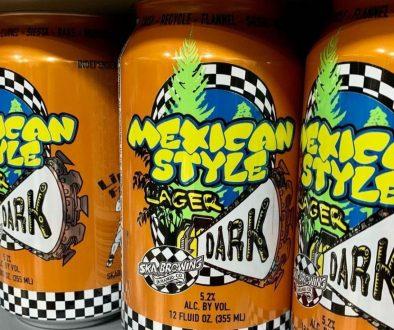 Ska Brewing Mexicann Style Lager Dark