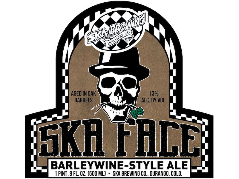 Ska Brewing Ska Face