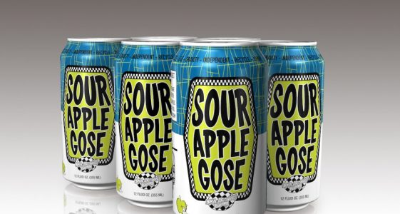 Ska Brewing Sour Apple Gose