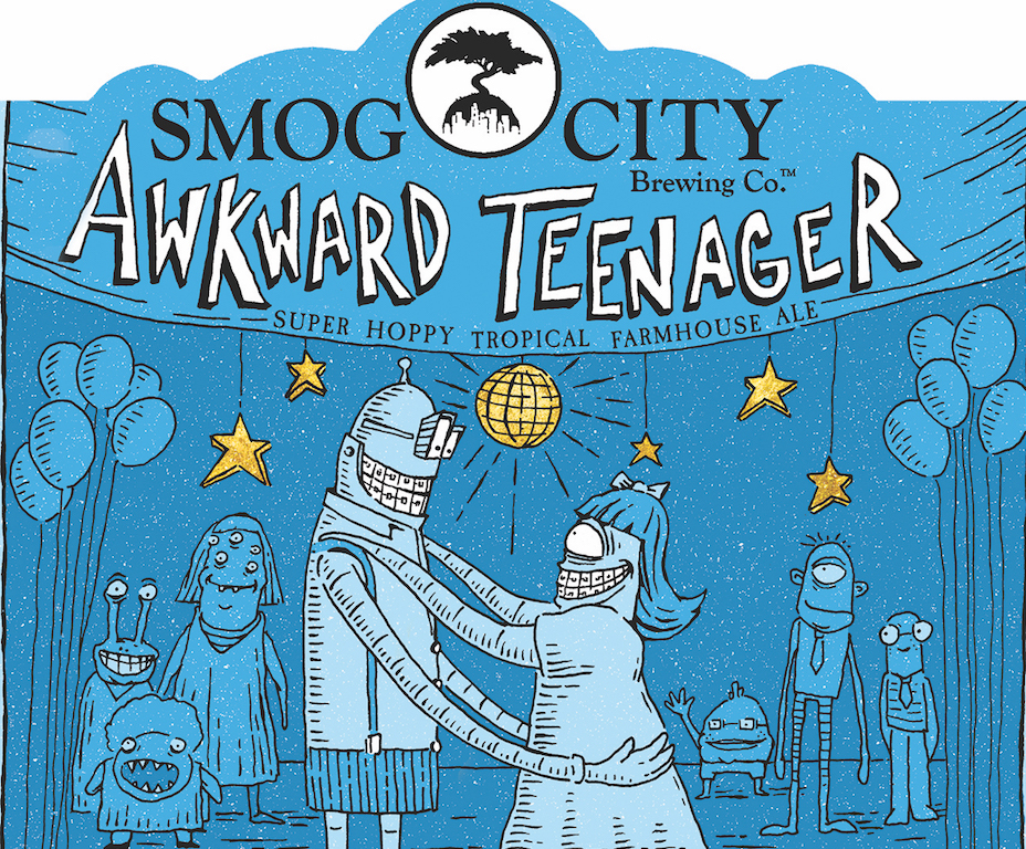 Smog City Awkward Teenager