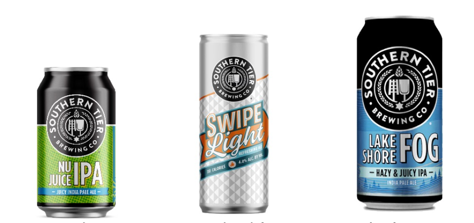 Southern Tier Launches Three New Year Round Beers