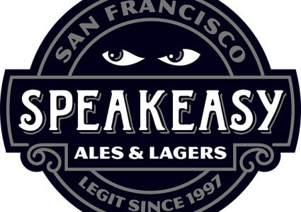 Speakeasy Ales and Lagers Logo 2018