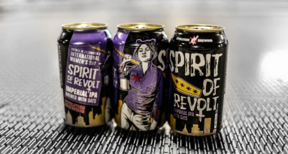 Spirit of Revolt cans