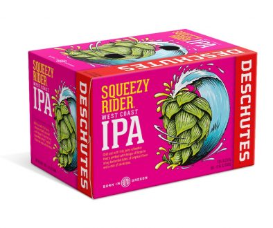 Squeezy Rider West Coast IPA Deschutes