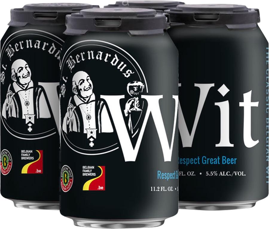 St Bernardus Wit Can