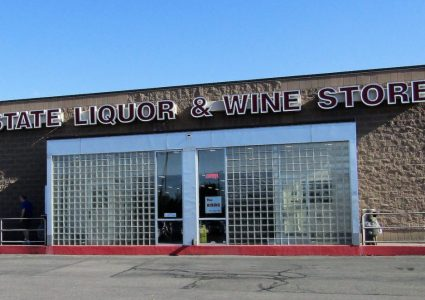 State Liquor and Wine Store Creative Commons