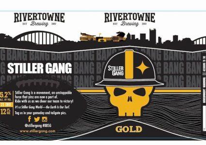 Rivertowne Brewing / Stiller Gang - Stiller Gang Gold