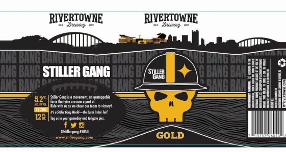 Rivertowne Brewing / Stiller Gang - Stiller Gang Gold