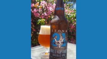 Stone 21st Anniversary
