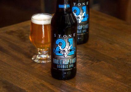 Stone 21st Anniversary Hail to the Hop Thief