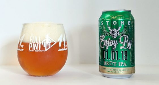 Stone Enjoy By Brut IPA