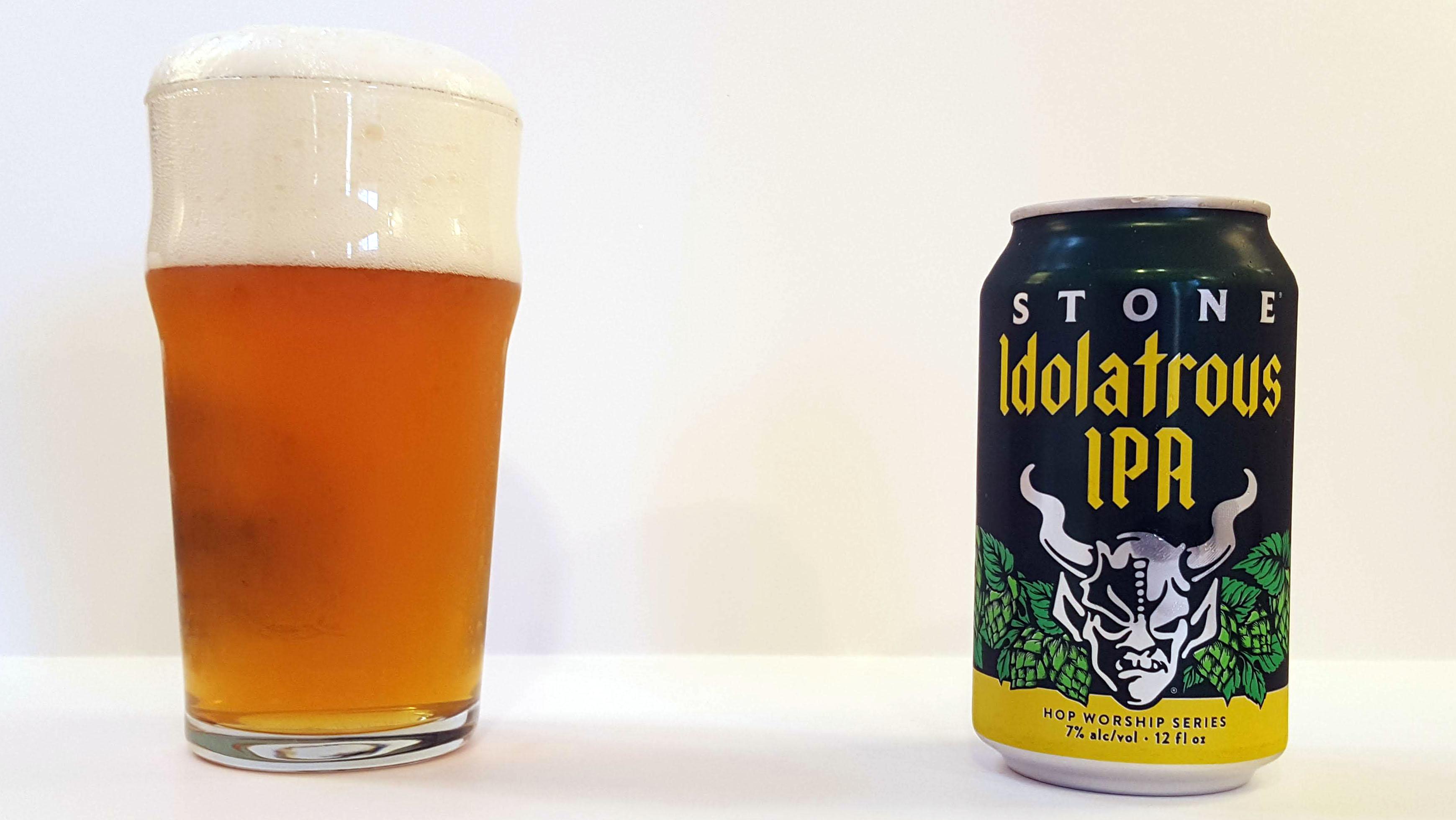 Stone Idolatrous IPA
