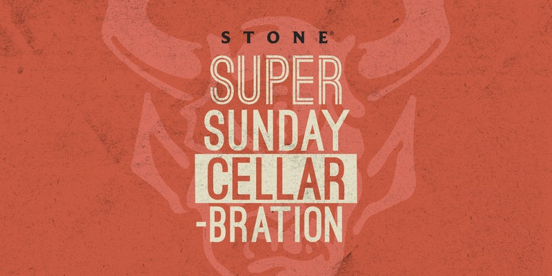 Stone Super Sunday CELLARbration