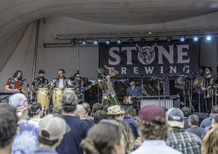 Stone Throw Down in RVA